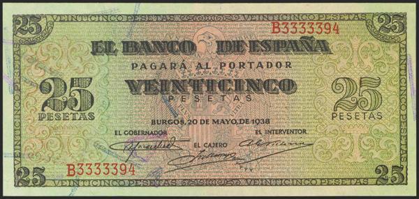 M0000006281 - Billetes Españoles