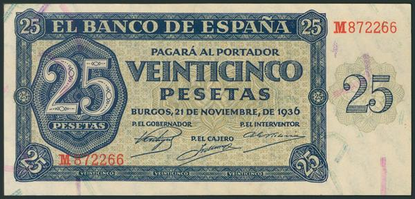 M0000006365 - Spanish Bank Notes