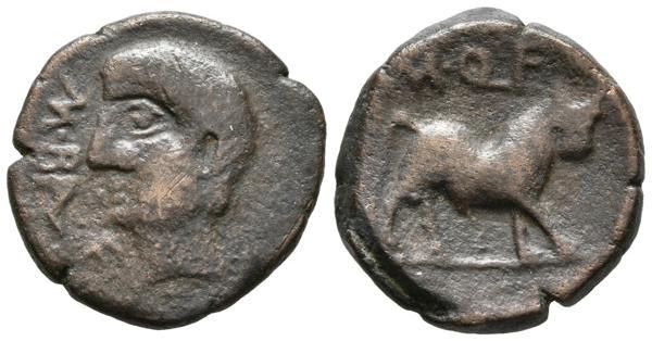 M0000006506 - Celtiberian coins