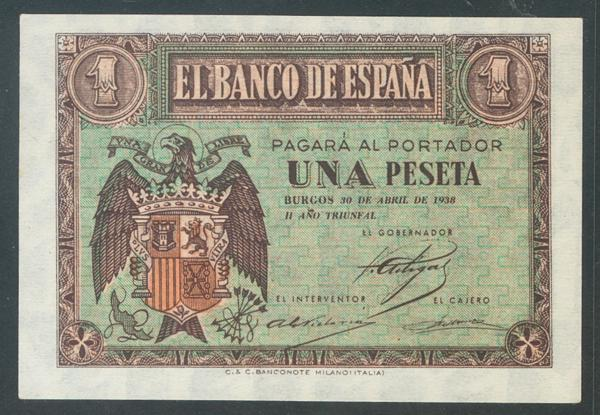M0000006603 - Billetes Españoles