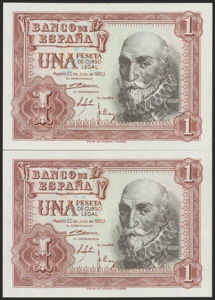 M0000006608 - Billetes Españoles
