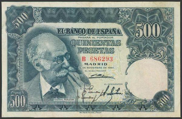 M0000006652 - Spanish Bank Notes