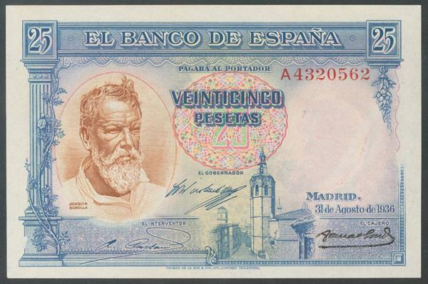 M0000006891 - Billetes Españoles