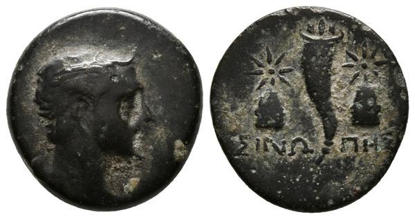 M0000007343 - Ancient Greek coins