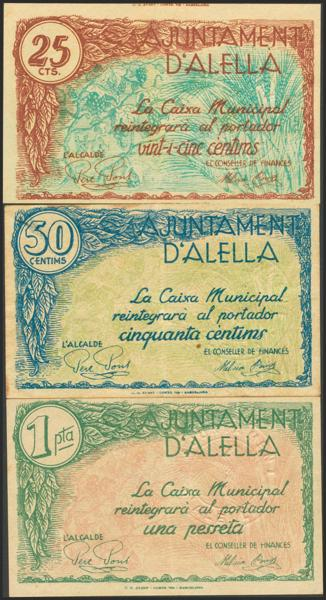 M0000007454 - Billetes Guerra Civil