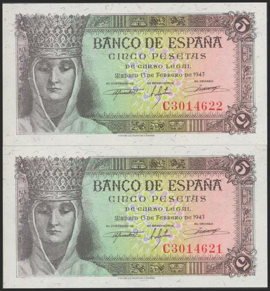 M0000007686 - Billetes Españoles