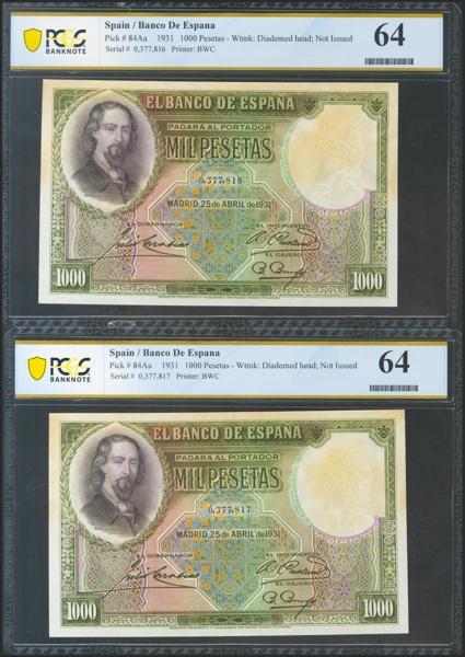 M0000008480 - Billetes Españoles