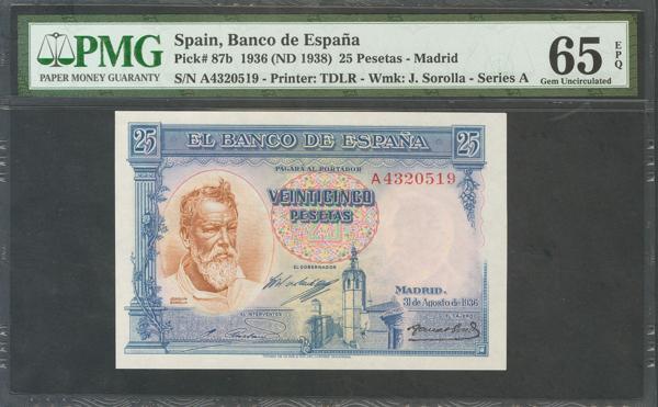 M0000008540 - Billetes Españoles