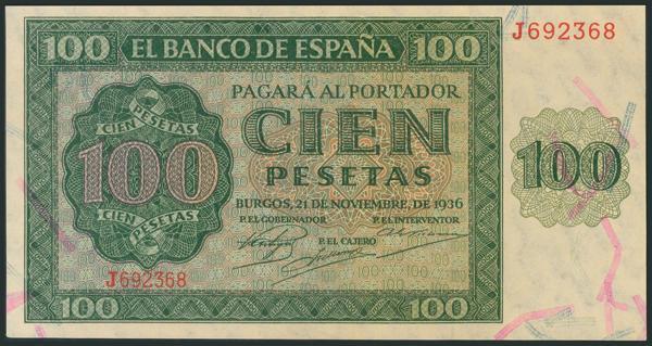 M0000009395 - Billetes Españoles