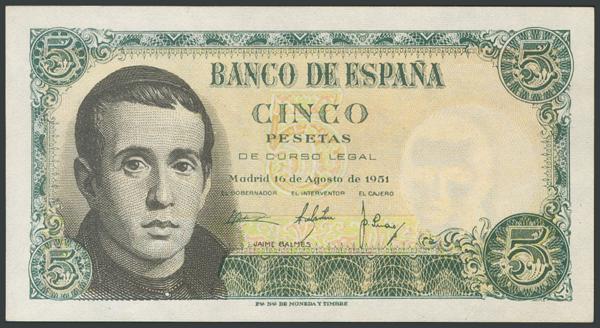 M0000010787 - Billetes Españoles