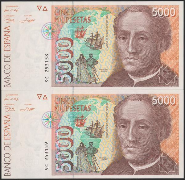 M0000011143 - Billetes Españoles